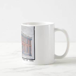 Views of San Luis Obispo, Burnardoz Coffee Mug