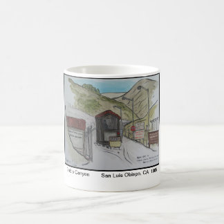 Views of San Luis Obispo, Diablo Canyon Coffee Mug