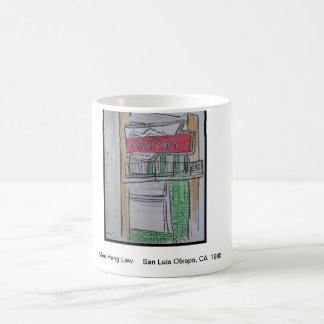 Views Of San Luis Obispo, Mee Heng Low Coffee Mug