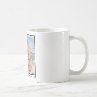 Views of San Luis Obispo, Morro Rock Classic White Coffee Mug