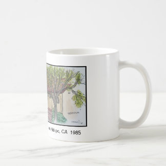 Views of San Luis Obispo, Natatorium Coffee Mug