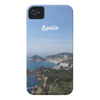 Views of Spanish Coast Case-Mate iPhone 4 Case