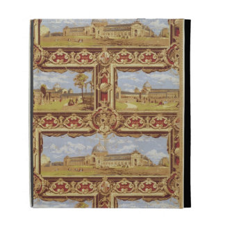 Views of the International Exhibition, 1862, Wallp iPad Folio Covers