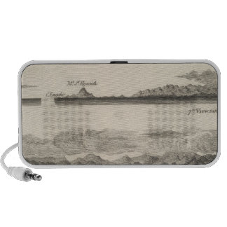 Views of the North West Coast of America 2 Laptop Speakers