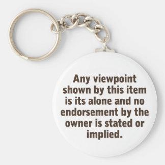 Views of this item key chains