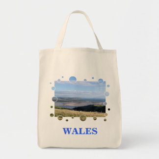 VIEWS OF WALES TOTE BAGS