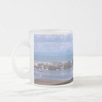 VIEWS OF WALES - BARMOUTH UK mug