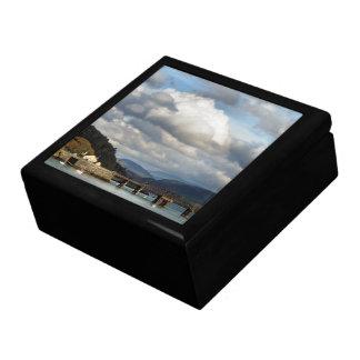 VIEWS OF WALES KEEPSAKE BOX