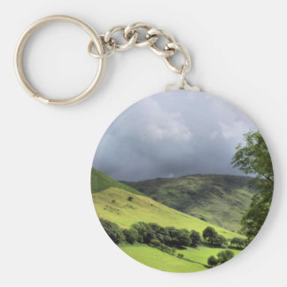 VIEWS OF WALES KEYCHAIN