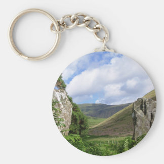 VIEWS OF WALES KEY CHAINS