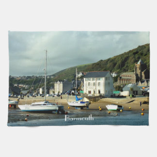 VIEWS OF WALES KITCHEN TOWEL