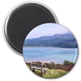 VIEWS OF WALES MAGNETS