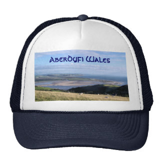 VIEWS OF WALES TRUCKER HAT
