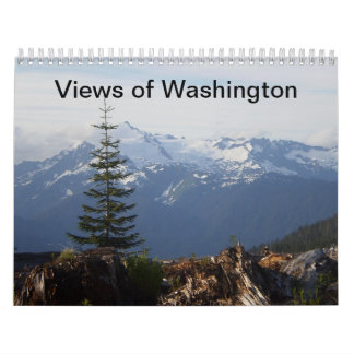 Views of Washington Calendar