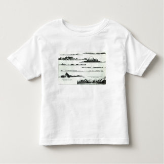 Views on the West Coast of America, c.1778 Toddler T-shirt