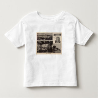 Views, Seattle Toddler T-shirt