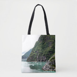 Views Through a Fjord Tote Bag