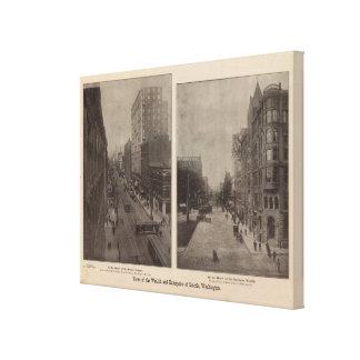 Views wealth, enterprise, Seattle, Wash Canvas Print
