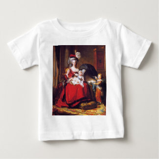 Vigée-Lebrun - Marie Antoinette and her children Baby T-Shirt