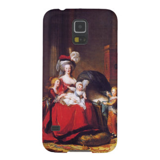 Vigée-Lebrun - Marie Antoinette and her children Case For Galaxy S5