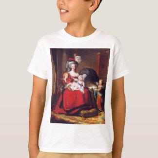 Vigée-Lebrun - Marie Antoinette and her children T-Shirt