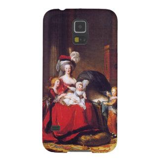Vigée-Lebrun - Marie Antonieta y sus niños Carcasa De Galaxy S5