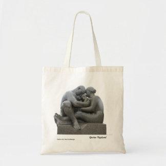 Vigeland sculpture (Oslo, Norway) - tote bag