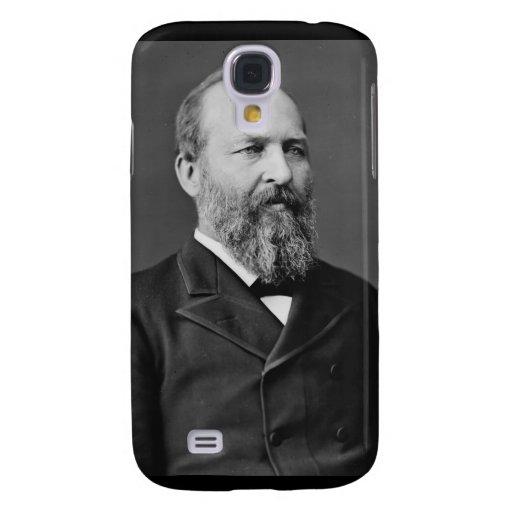 Vigésimo presidente de James Garfield