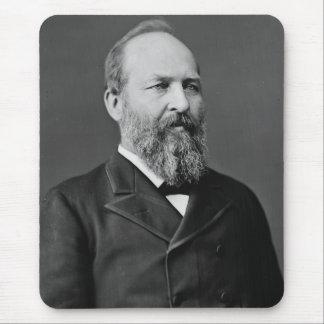 Vigésimo presidente de James Garfield Alfombrilla De Ratón