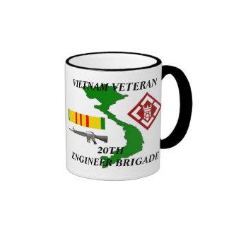 vigésimo Tazas de café del veterano de Vietnam de