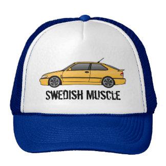viggen_mcy, Swedish Muscle Trucker Hat