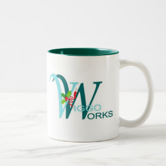 Viggo-Works Holly Two-Tone Coffee Mug