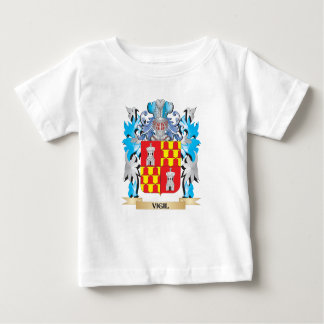 Vigil Coat of Arms - Family Crest Tee Shirts