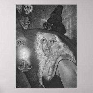 Vigil Witch Poster