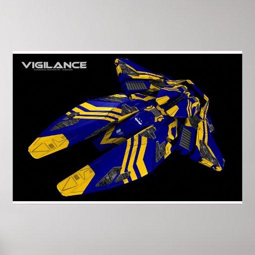 Vigilance Posters