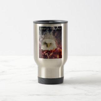 Vigilancia eterna tazas de café
