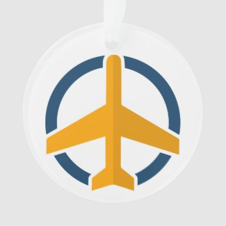 Vigilant Aerospace Ornament