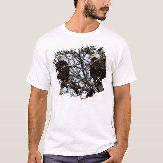 Vigilant Bald Eagles T-Shirt