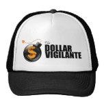 Vigilant Dollar CAP W/Logo Text Trucker Hat