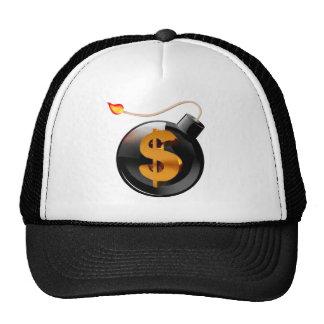Vigilant Dollar CAP W/Logo Trucker Hat