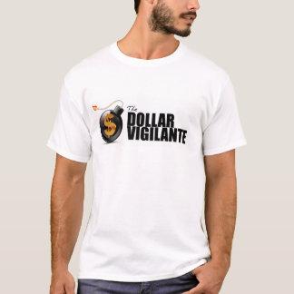 Vigilant Dollar T Shirt w/logo back