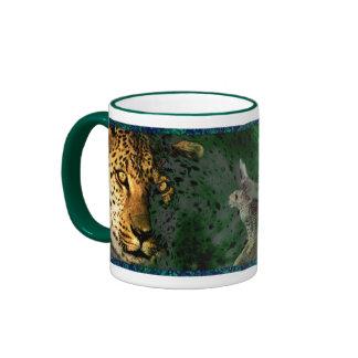 Vigilant Intensity Ringer Mug