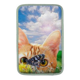 Vigilante de la mariposa funda macbook air
