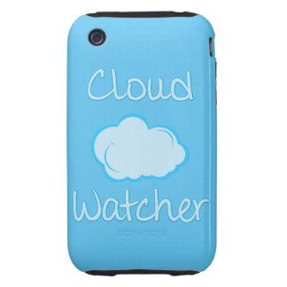 Vigilante de la nube carcasa resistente para iPhone