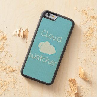 Vigilante de la nube funda de iPhone 6 bumper arce