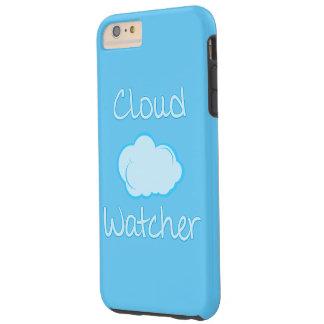 Vigilante de la nube funda resistente iPhone 6 plus