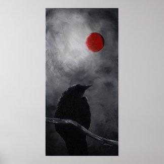 Vigilante de noche póster