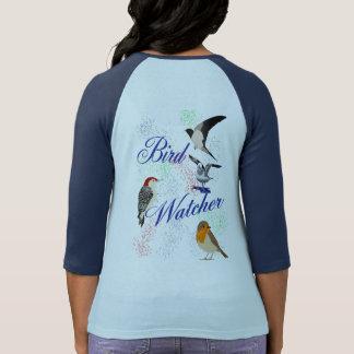Vigilante de pájaro - camiseta
