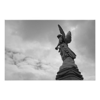 vigilante del cementerio impresiones