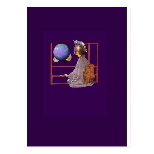 vigilante del mundo tarjetas postales